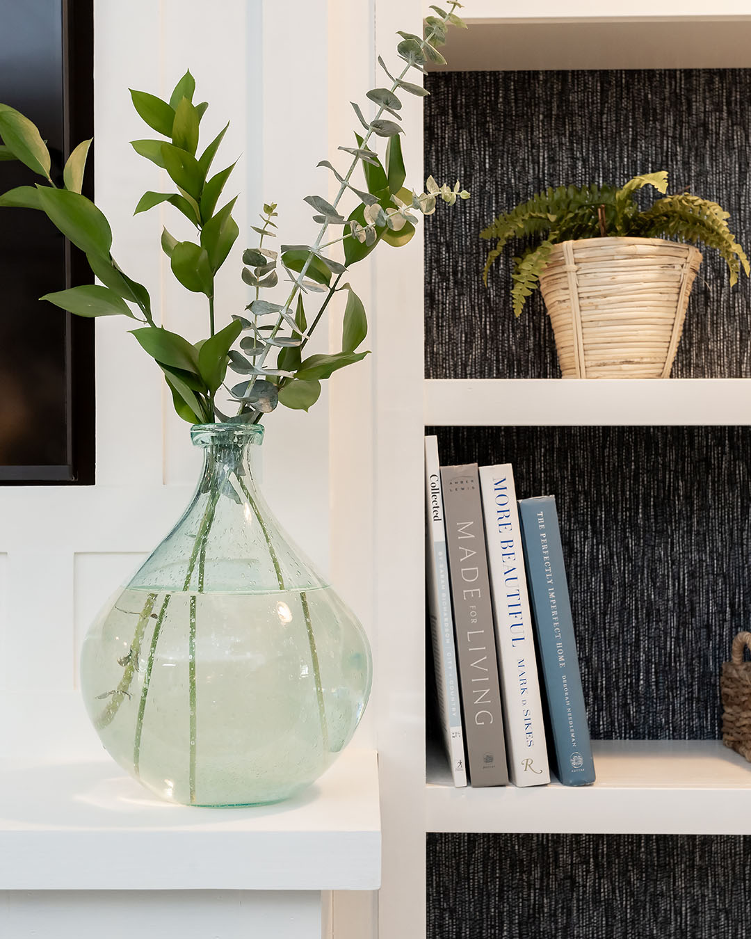 This trick for how to clean a bottle vase is one of the best that I've learned in a long time. It works really well and it's fun too!