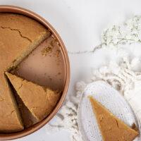 Classic Cornbread – Plant-Based, Gluten-Free Recipe