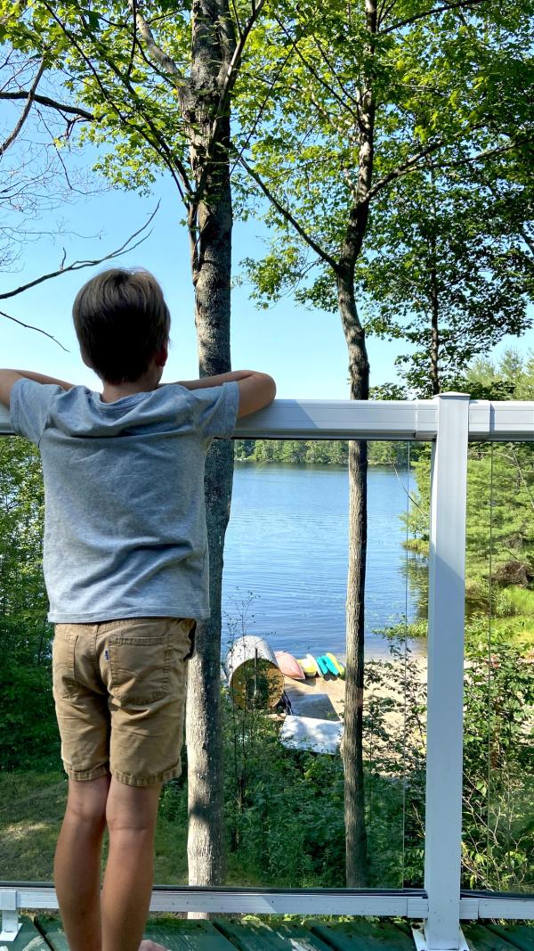 Five Things on a Friday - Muskoka Trip