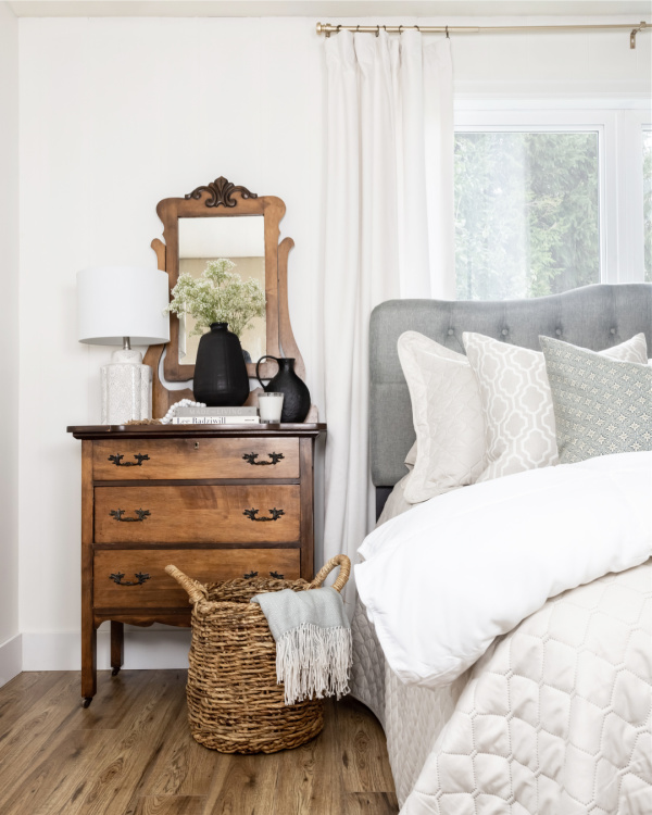 Five Things on a Friday - Mini Bedroom Update