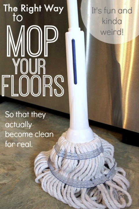 How To Clean Your Floors The Creek Line House
