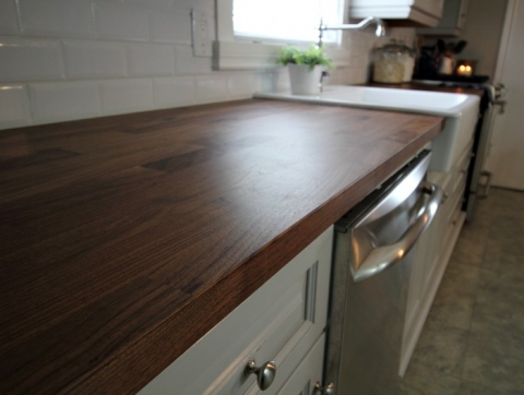 Wondrous Everything You Need To Know Before You Install Wood Counters Home Interior And Landscaping Ferensignezvosmurscom
