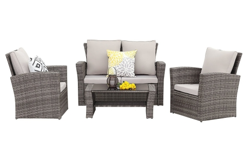 Affordable Patio Furniture Ideas The Creek Line House