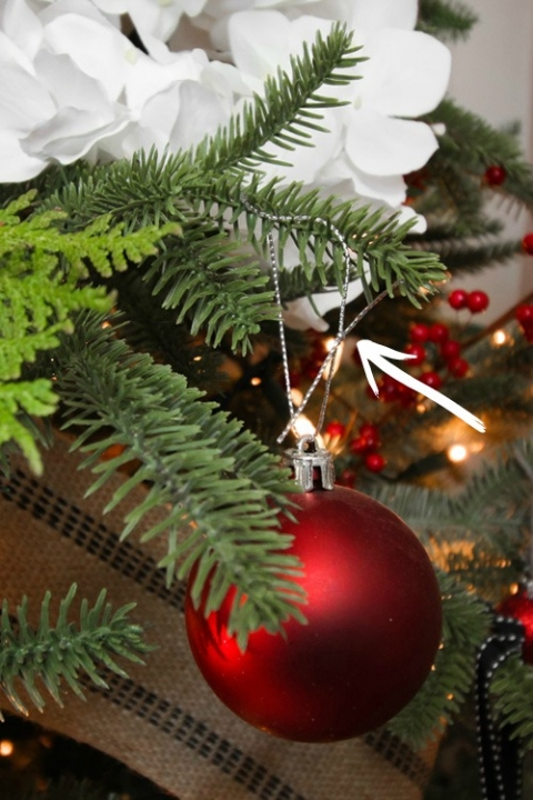 How To Decorate A Christmas Tree Professionally With Ribbon.Christmas Tree Decorating Tricks The Creek Line House